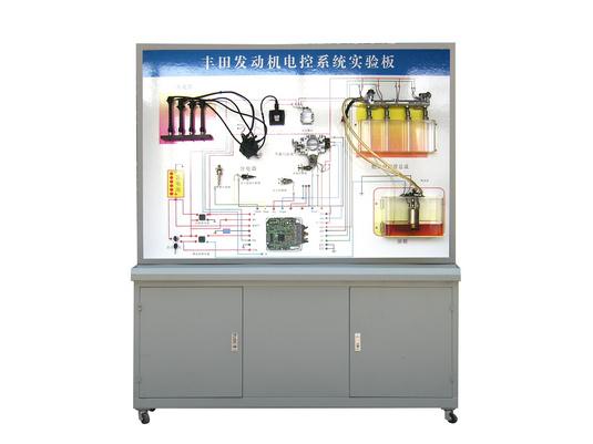 丰田发动机电控系统示教板
