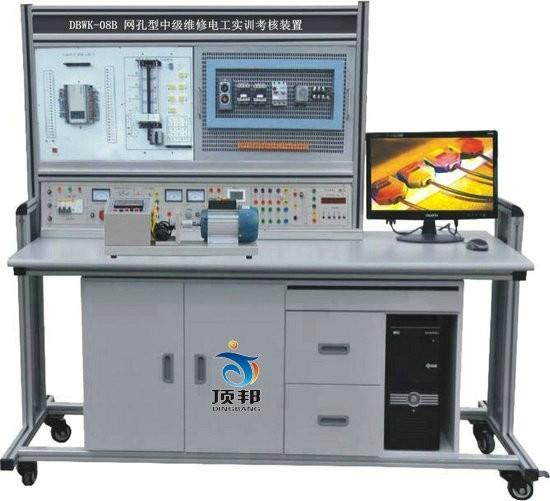 电阻用于电动机降压启动,一只10ω/25w电阻用于电动机能耗制动.