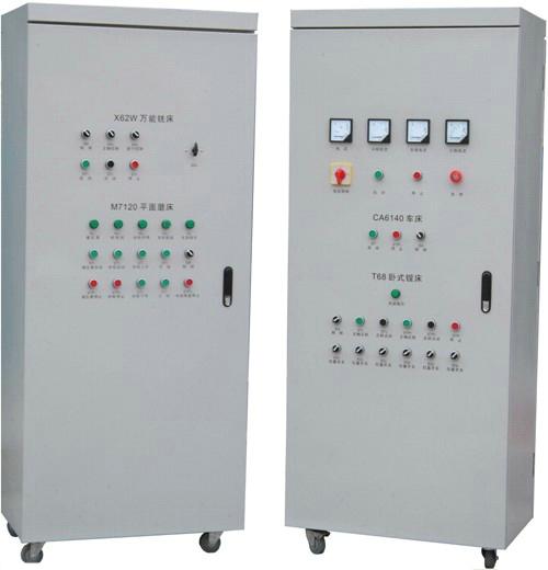 <b>机床电气技能实训考核鉴定装置,机床电气实训台</b>