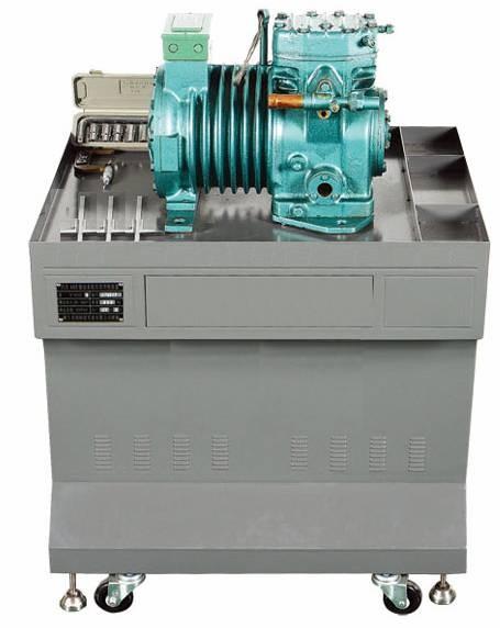 制冷压缩机拆装实训装置