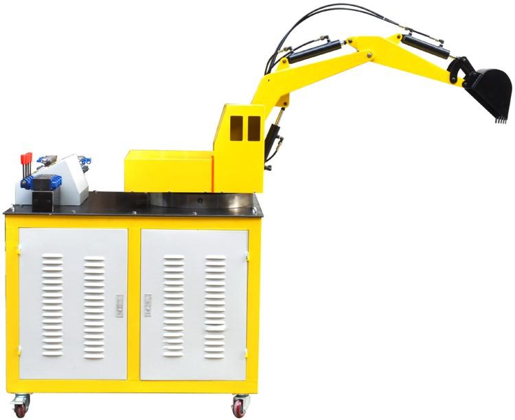 挖掘机液压系统与PLC控制实训装置(2013款)