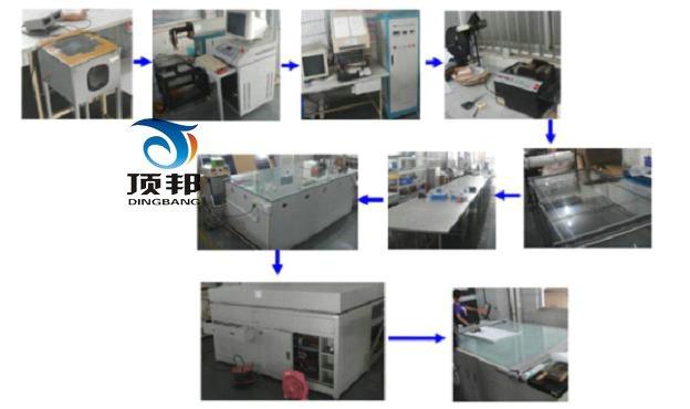 太阳能电池组件生产实验线