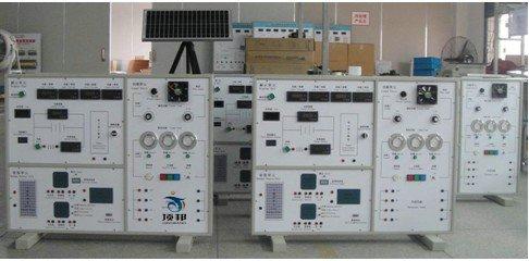 太阳光电实习教学系统